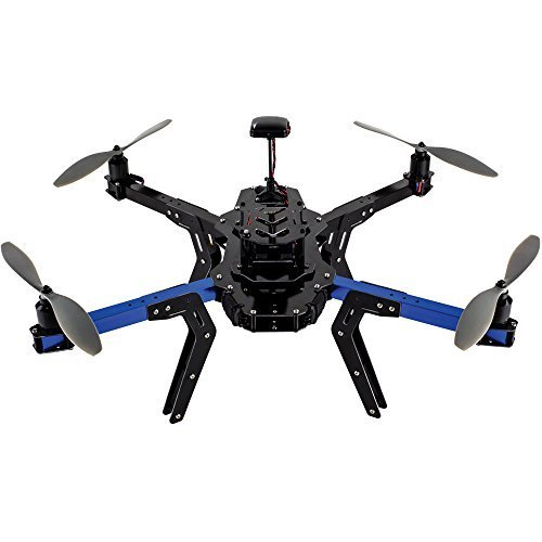 Best Rc Quadcopter Drones Our Top Diy Drone Kits The